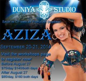 Aziza Workshop