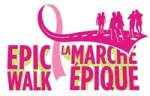 Ottawa Regional Cancer Foundation Epic Walk Saturday, Sept. 27th
