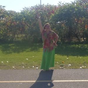 Zeevah at Epic Walk for BCA 2014 Photo by Siddiqah