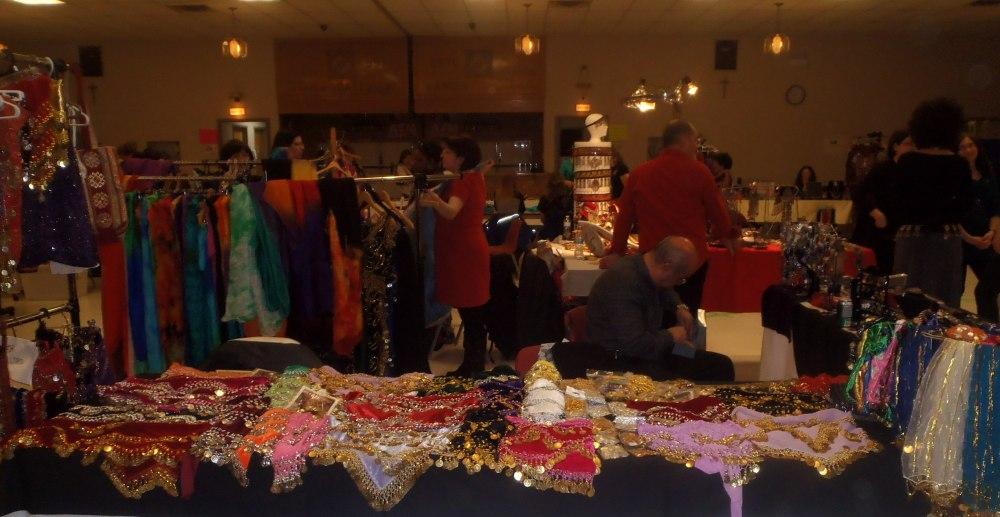 Dancer's Bazaar